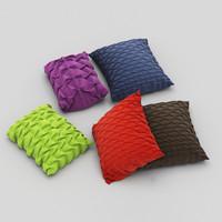 3d pillows 58 model