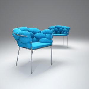 max serpentine-easy-chair