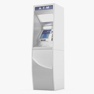 3d atm machine model