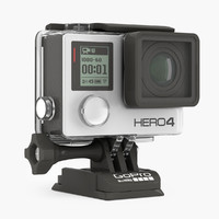GoPro HERO 4 Action Camera