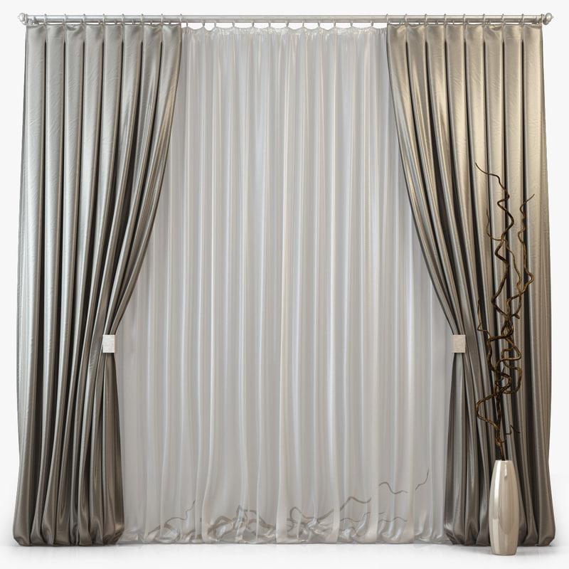 curtains m25 max
