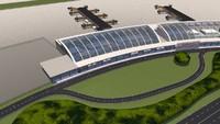 3d model airport terminal