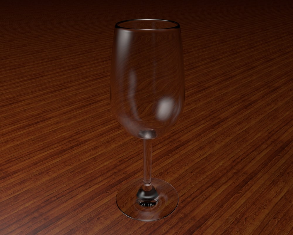wine glass c4d