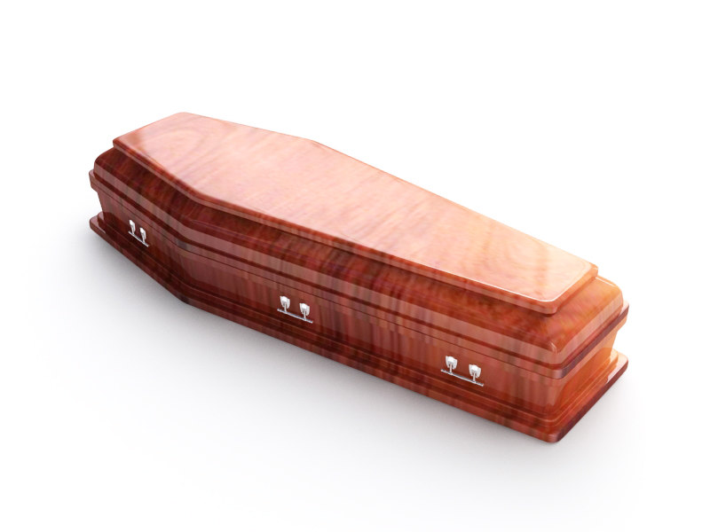 coffin 3d 3ds