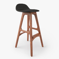 erik buch bar stool obj