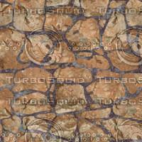 Dry Sand Cobblestone Seamless Texture