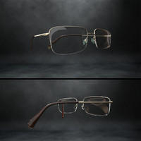 reading glasses 3d obj