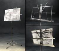 3d obj music stand