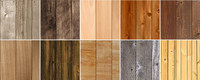 10 Wooden Board Seamless Textures
