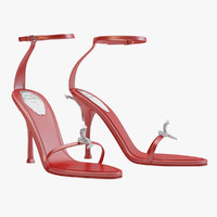 nyssia sandals caovilla 3d max