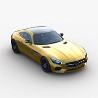 Mercedes-Benz AMG GTS 2016