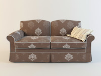 sofa elen 3d 3ds
