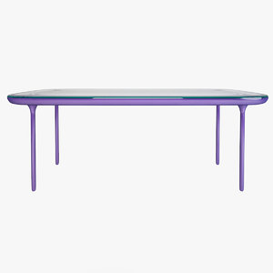 3d flute table se london