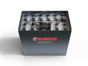 3ds max battery hawker
