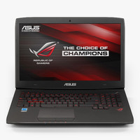 Asus ROG G751JY gaming laptop