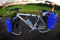touring bike 3d max