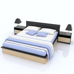 c4d bed