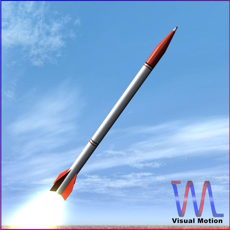 3d model artillery iranian oghab