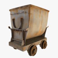 old cart fbx
