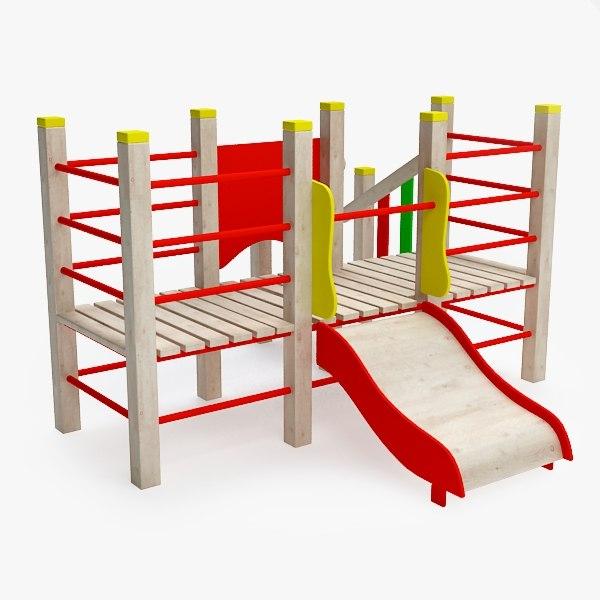 playground 3d max
