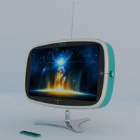 Concept Nikola TV