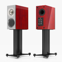 kef reference 1 3d 3ds