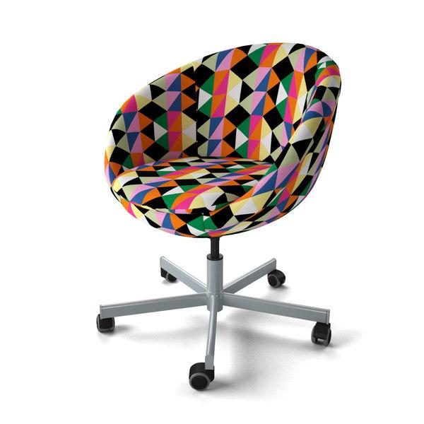 Ikea Skruvsta Cadeira Giratória 5