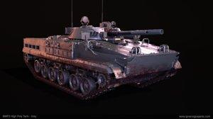 x bmp3 russian tank