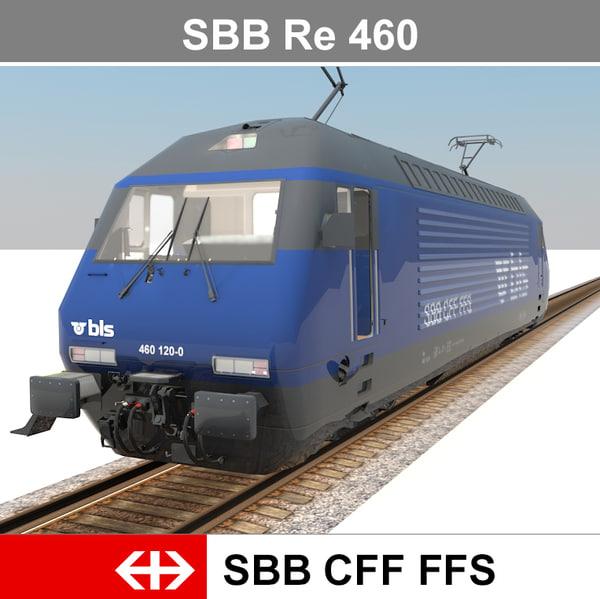 3d passenger train
