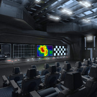 Futuristic Interior 11