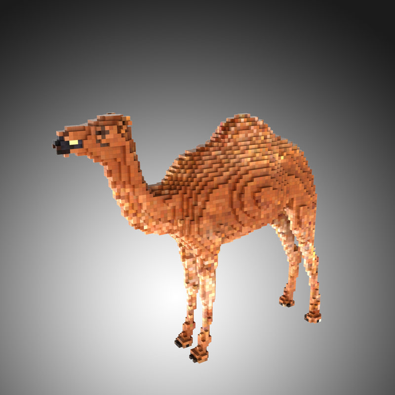 voxel camel max