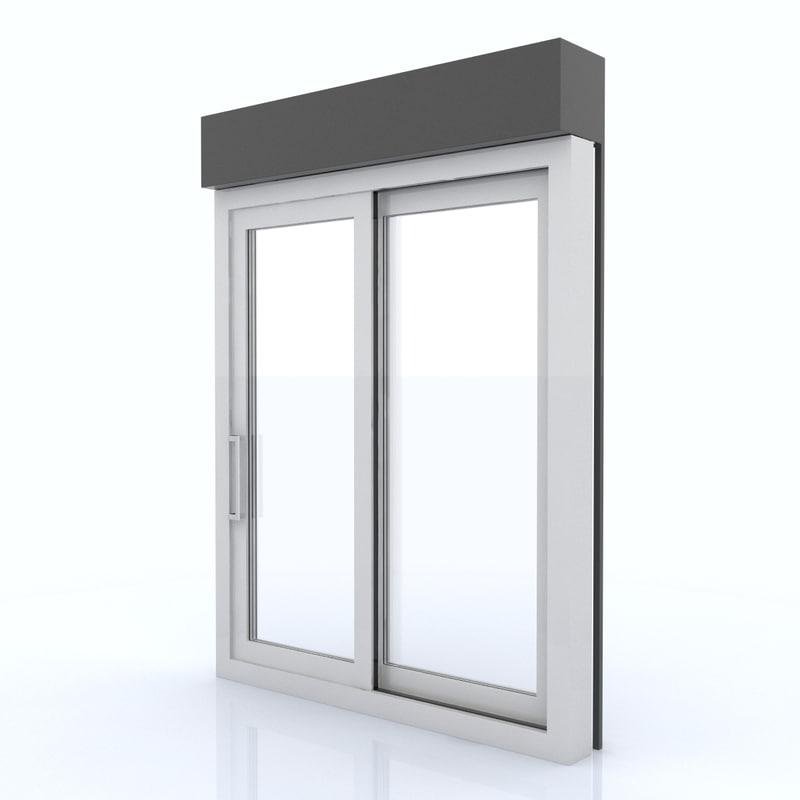c4d door