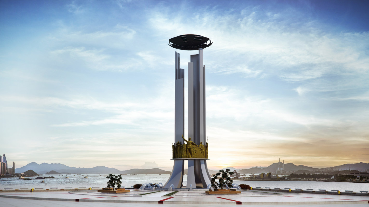 max memorial sculpture izmir