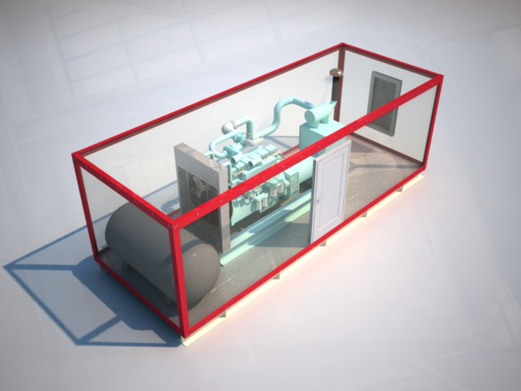 max container generator