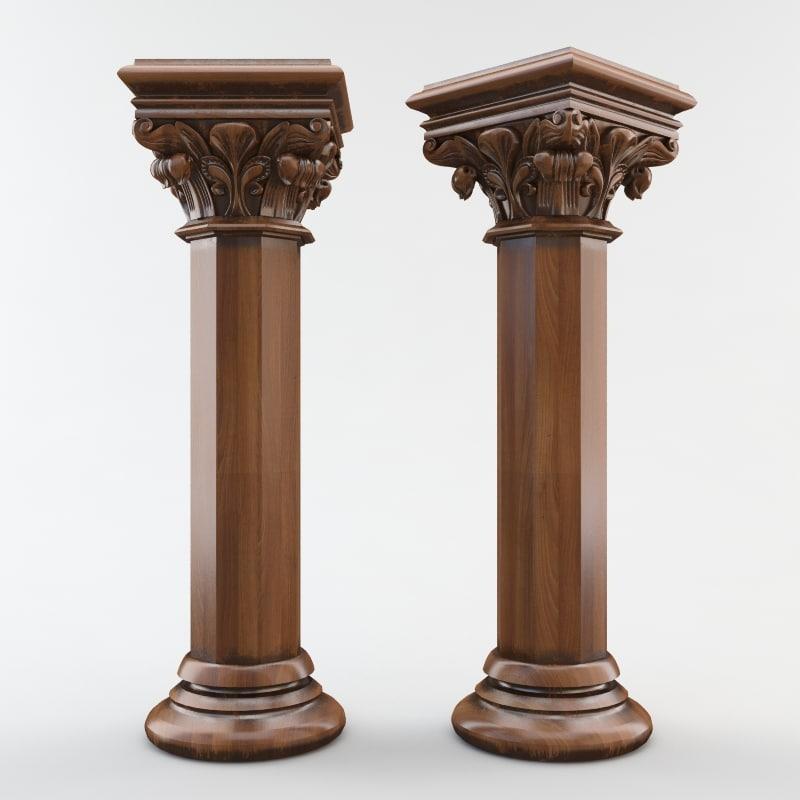 gothic column max