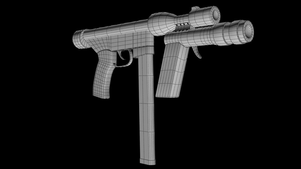 max custom gun
