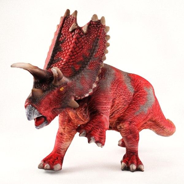 3d pentaceratops toy