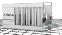 altinbas exhibition stand design 3ds