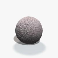 Frozen Sand Seamless Texture