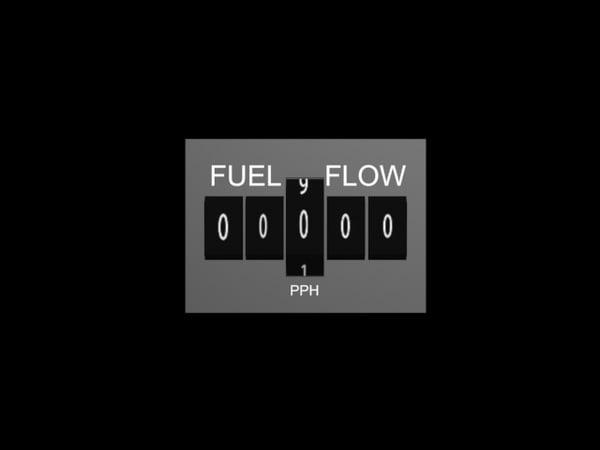 fuel flow 3ds