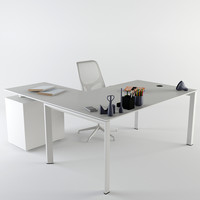 Office Desk Set / Nurus Silva