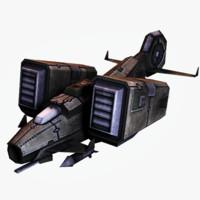 Sci-fi Jet