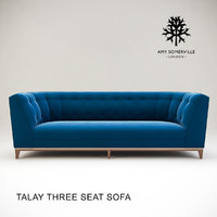 Talay Three Seat Sofa