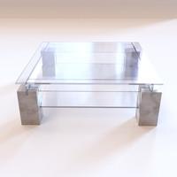 3d roche bobois - tenere model