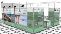maya asmer exhibition stand design