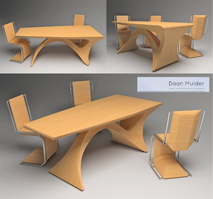 form follows function table max