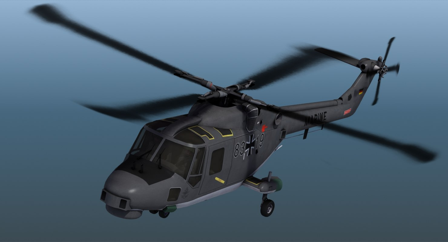 max lynx mk88a helicopter deutsche