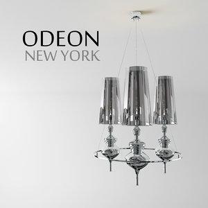 max chandelier odeon