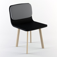 3ds chair derindesign prop