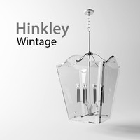 hinkley wintage 3d model